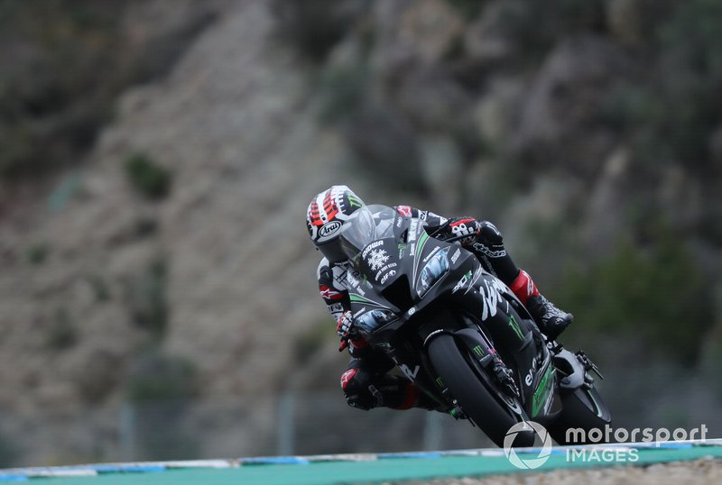 #91 Kawasaki Racing Team: Leon Haslam