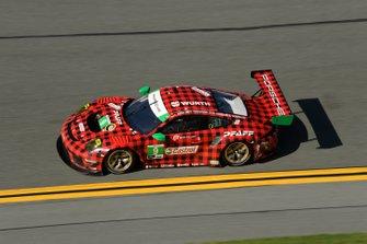 Скотт Харгроу, Закари Робинсон, Ларс Керн, Деннис Олсен, PFAFF Motorsports, Porsche 911 GT3 R (№9)
