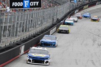 Chase Elliott, Hendrick Motorsports, Chevrolet Camaro NAPA AUTO PARTS, Alex Bowman, Hendrick Motorsports, Chevrolet Camaro Nationwide