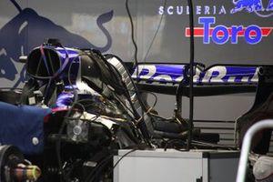 Toro Rosso STR14: ecco il motore Honda