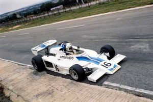 Tom Pryce, Shadow DN8 Ford