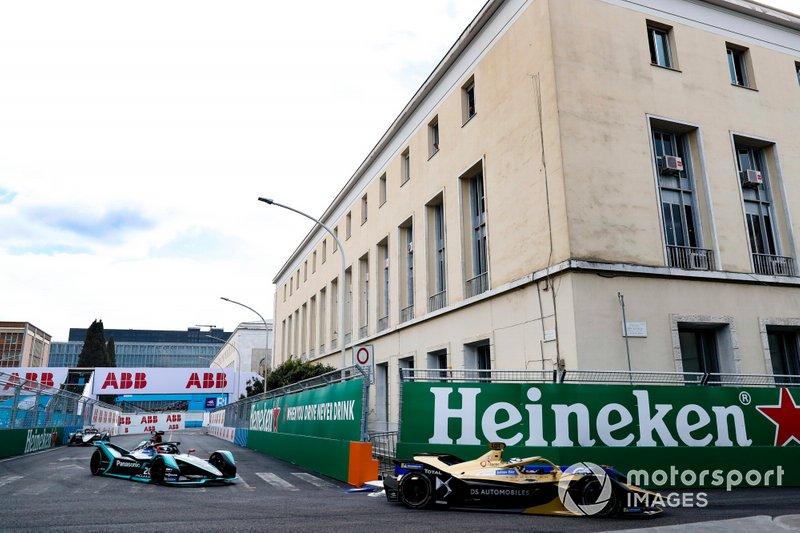 Andre Lotterer, DS TECHEETAH, DS E-Tense FE19, Mitch Evans, Panasonic Jaguar Racing, Jaguar I-Type 3, Stoffel Vandoorne, HWA Racelab, VFE-05