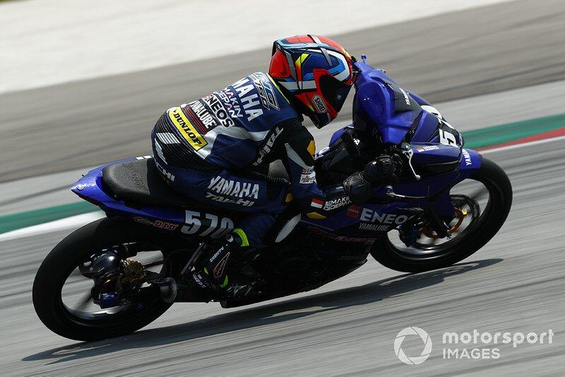 Aldi Satya Mahendra, Yamaha Racing Indonesia