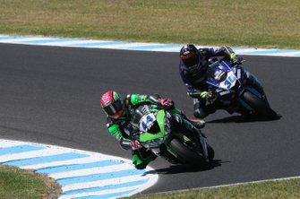 Lucas Mahias, Kawasaki Puccetti Racing, Thomas Gradinger, NRT