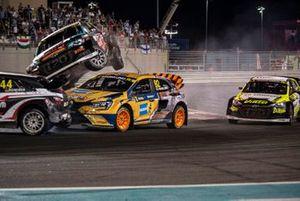 Anton Marklund, GC Competition, Reinis Nitiss, GRX Taneco crash