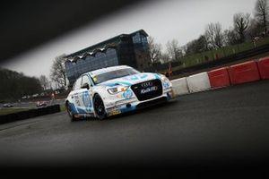 Mark Blundell, Trade Price Cars Audi