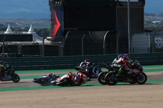 Michael van der Mark, Pata Yamaha, Michael Ruben Rinaldi, Barni Racing Team