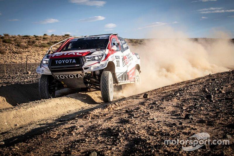 301# Toyota Gazoo Racing Toyota Hilux (2019)