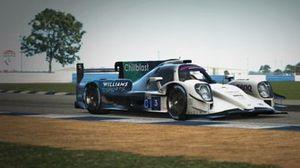 Williams Esports en las 12h de Sebring de 'rFactor 2'