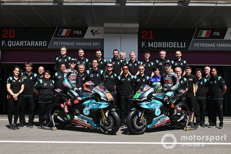 Petronas Yamaha SRT Team