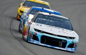 Austin Dillon, Richard Childress Racing, Chevrolet Dow SILASTIC Silicone Elastomers