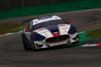 #210 Maserati Gran Turismo MC GT4, V-Action Racing Team: Cerqui-Pajuranta-Rodrigues