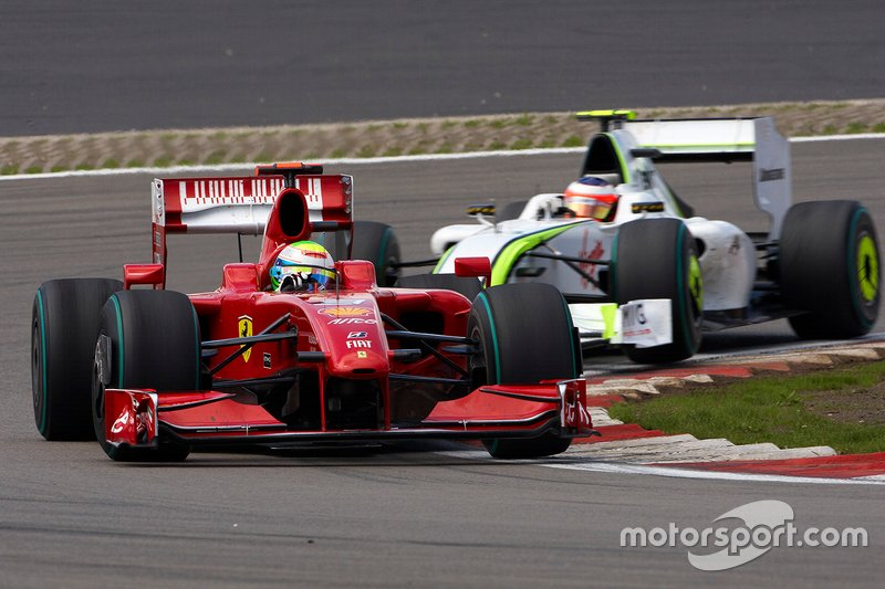 =17. Felipe Massa, 42