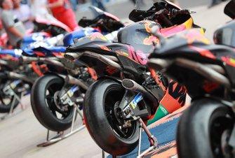 Bike of Pol Espargaro, Red Bull KTM Factory Racing