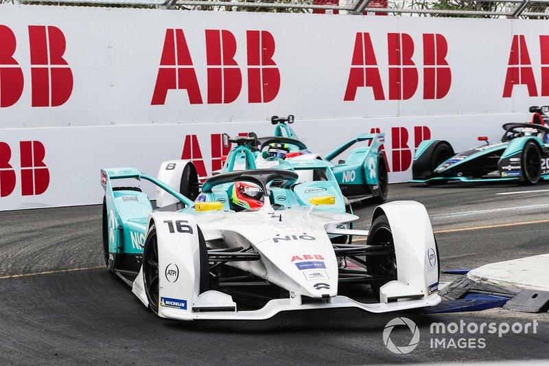 NIO Formula E Team (Por confirmar)