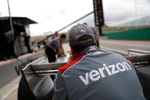 L'équipe de Will Power, Team Penske Chevrolet