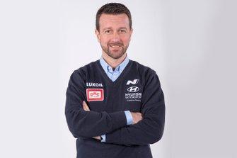 Gabriele Rizzo, Team Principal, Hyundai BRC Team