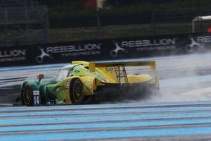 #14 Inter Europol Competition Ligier JS P3 Nissan: Paul Scheuschner