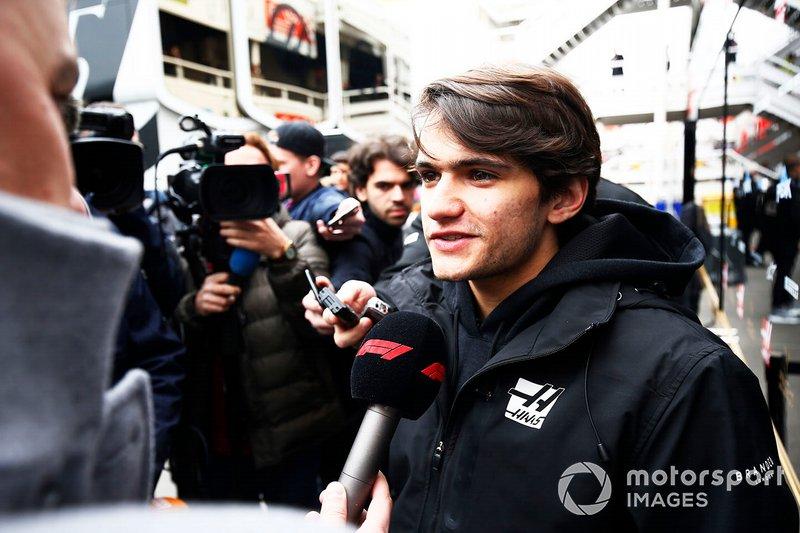 Пьетро Фиттипальди, F1 Team