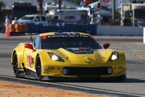 #4 Corvette Racing: Oliver Gavin, Tommy Milner, Marcel Fassler