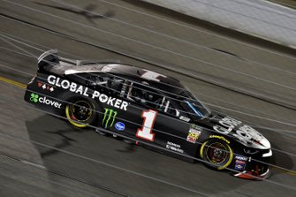 Kurt Busch, Chip Ganassi Racing, Chevrolet Camaro Global Poker