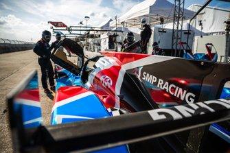 #17 SMP Racing BR Engineering BR1 - AER: Stéphane Sarrazin, Egor Orudzhev, Sergey Sirotkin