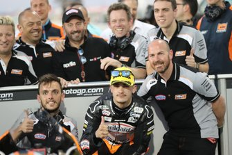 Derde, Aron Canet, Max Racing Team
