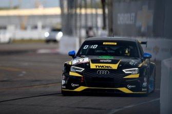 Eddie Killeen, TWOth Autosport Audi Sport RS3 LMS (DSG)