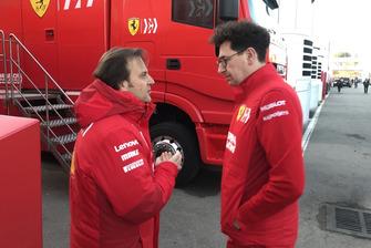 Маттиа Бинотто, Ferrari