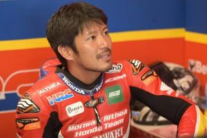 Ryuichi Kiyonari, Moriwaki Althea Honda Team