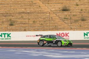 #8 Cupra TCR, Csaba Toth, Zoltan Zengo, Zengo Motorsport