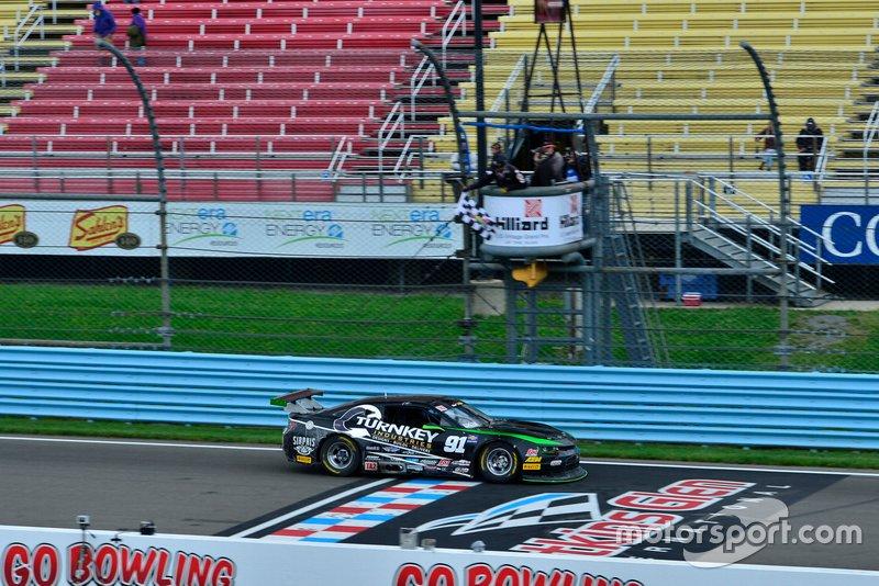 #91 TA2 Chevrolet Camaro driven by Joe Napoleon of Napoleon Motorsports