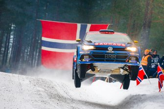 Ole Christian Veiby, Jonas Andersson, Volkswagen Sweden Dealer Team, Volkswagen Golf GTi R5