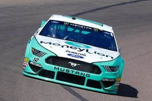 Ryan Blaney, Team Penske, Ford Mustang MoneyLion