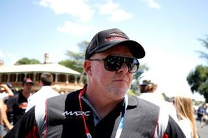 #91 MARC Cars Australia MARC II V8: Paul Tracy