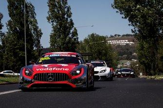 #888 Mercedes-AMG Team Vodafone Mercedes AMG GT GT3: Craig Lowndes, Jamie Whincup, Shane van Gisbergen