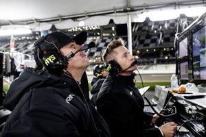 #12 AIM Vasser Sullivan Lexus RC F GT3, GTD: Jimmy Vasser and James