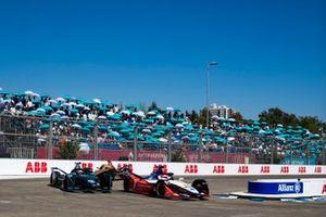 Jérôme d'Ambrosio, Mahindra Racing, M5 Electro Gary Paffett, HWA Racelab, VFE-05 andJean-Eric Vergne, DS TECHEETAH, DS E-Tense FE19