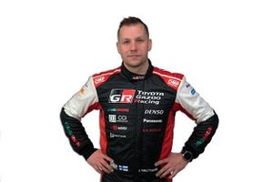 Jonne Halttunen, Toyota Gazoo Racing