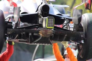 Red Bull Racing RB16B detail