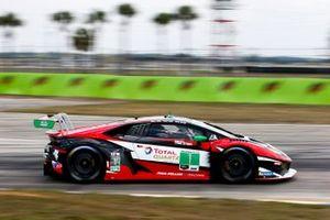 #1 Paul Miller Racing Lamborghini Huracan GT3, GTD: Madison Snow, Bryan Sellers, Corey Lewis