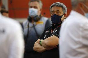 Masashi Yamamoto, Manager Général, Honda Motorsport