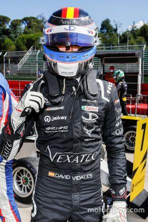 David Vidales se une a Prema para 2021 en la Formula Regional