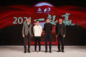 Guanyu Zhou signs partnership deal with Chinese GP promoter Juss Event