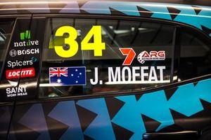 James Moffat, Garry Rogers Motorsport Renault Megane R.S logo