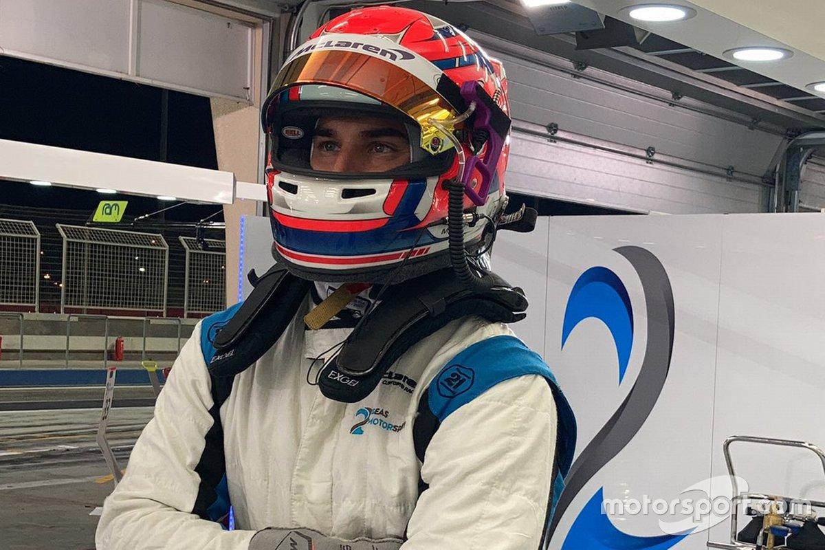 #33 2 Seas Motorsport, McLaren 720S GT3: Martin Kodric