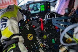 #46 Kessel Racing Monster VR46, Ferrari 488 GT3: Valentino Rossi