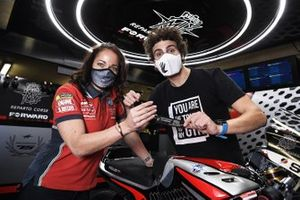 Milena Koerner, Director del equipo MV Agusta Forward Racing