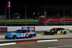 J.J. Yeley, Rick Ware Racing, Chevrolet Camaro, Josh Bilicki, Rick Ware Racing, Ford Mustang