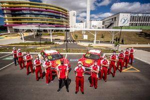 Lançamento dos carros da Pole Motorsport